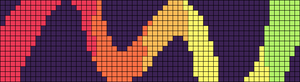 Alpha pattern #74455