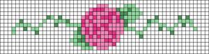 Alpha pattern #74459