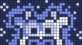 Alpha pattern #74461