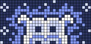 Alpha pattern #74462