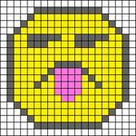 Alpha pattern #74476