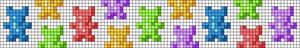 Alpha pattern #74480