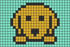 Alpha pattern #74483
