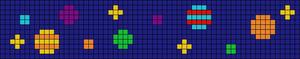 Alpha pattern #74514