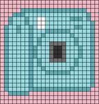 Alpha pattern #74516