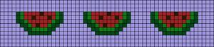 Alpha pattern #74531