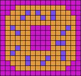 Alpha pattern #74534