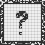 Alpha pattern #74545