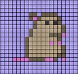 Alpha pattern #74558