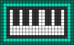 Alpha pattern #74567