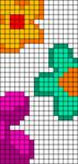Alpha pattern #74574