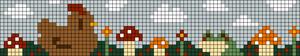 Alpha pattern #74595