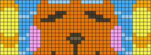 Alpha pattern #74597