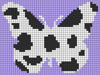 Alpha pattern #74603
