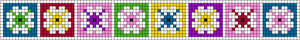 Alpha pattern #74608