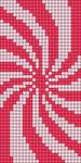 Alpha pattern #74611