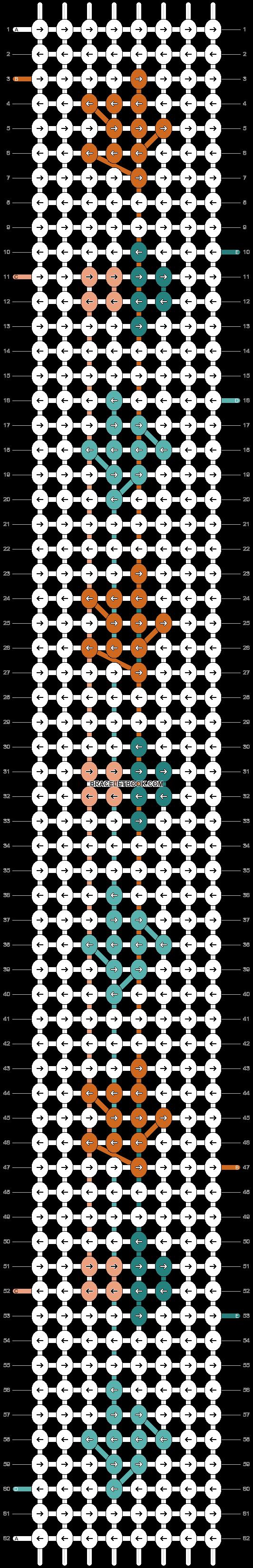 Alpha pattern #74613 pattern