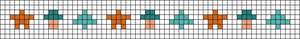 Alpha pattern #74613