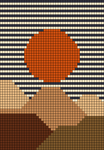 Alpha pattern #74618