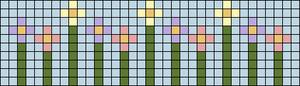 Alpha pattern #74631