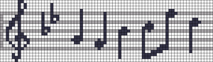 Alpha pattern #74634