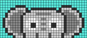 Alpha pattern #74644