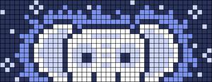 Alpha pattern #74646