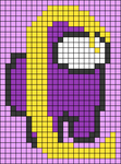 Alpha pattern #74660
