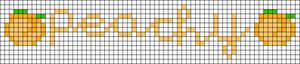 Alpha pattern #74661