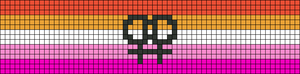 Alpha pattern #74673