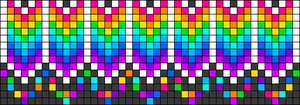 Alpha pattern #74688