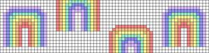 Alpha pattern #74694