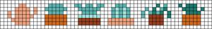 Alpha pattern #74712