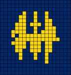 Alpha pattern #74726