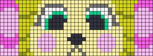 Alpha pattern #74758