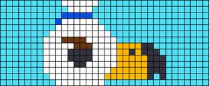 Alpha pattern #74782
