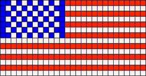 Alpha pattern #74784
