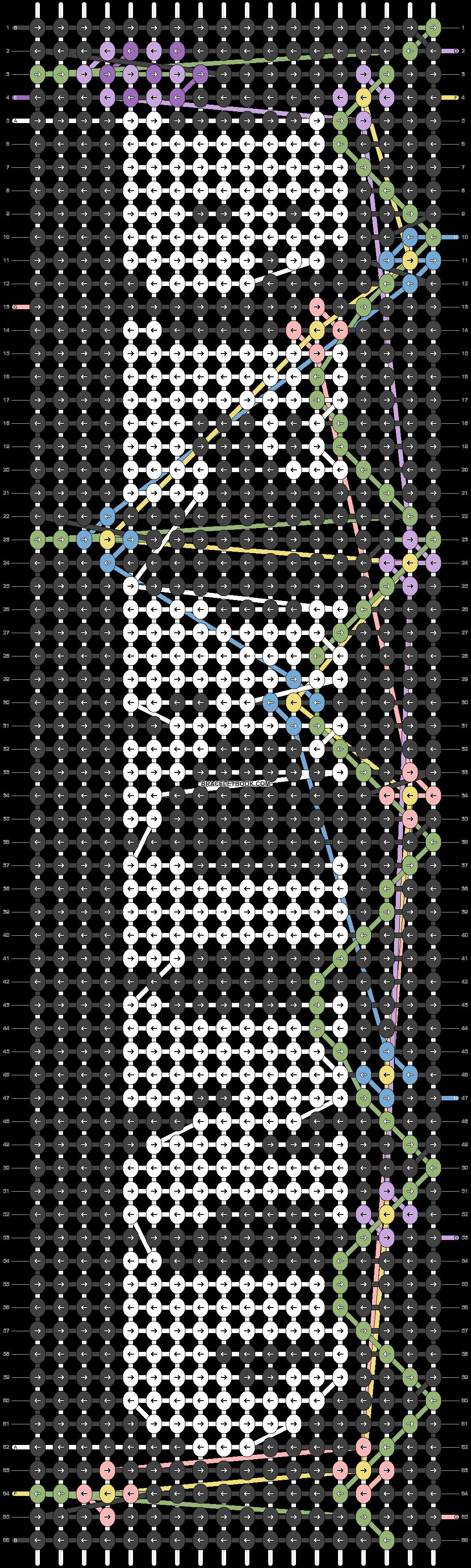 Alpha pattern #74794 pattern