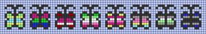 Alpha pattern #74807