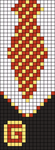 Alpha pattern #74814