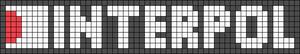 Alpha pattern #74816