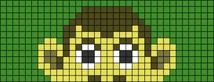 Alpha pattern #74830