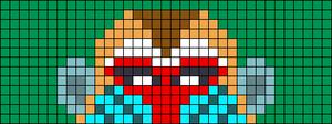 Alpha pattern #74833