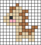 Alpha pattern #74834