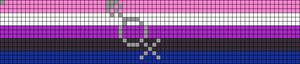 Alpha pattern #74853
