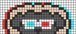 Alpha pattern #74865