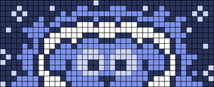 Alpha pattern #74866