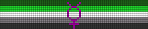 Alpha pattern #74889