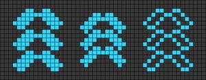 Alpha pattern #74892