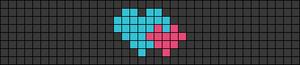 Alpha pattern #74905